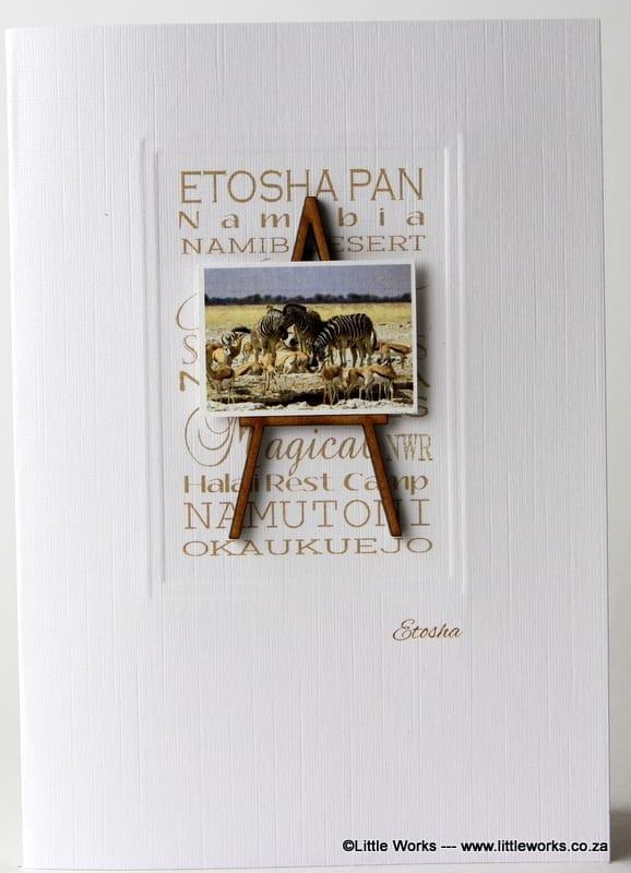 MENE1 - Etosha Pan Waterhole