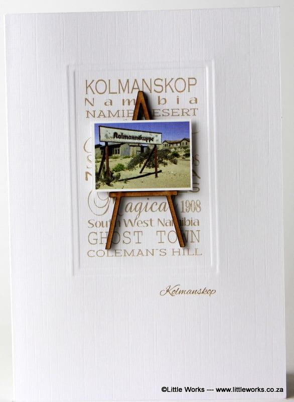 MENK - Kolmanskop