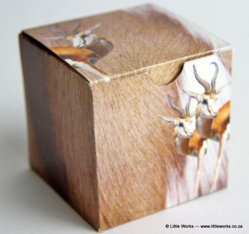 BOXS3 - Springbok Skins Gift Box (Pack of 4 boxes)