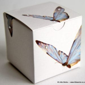 BOXZ2 - Butterfly Zirconia Gift Box (Pack of 4 boxes)