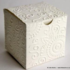 Embossed Gift Box