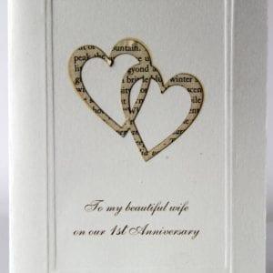 1YAW - 1st Anniversary Wife