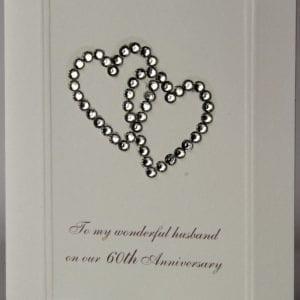 60YAH - 60th Anniversary Husband
