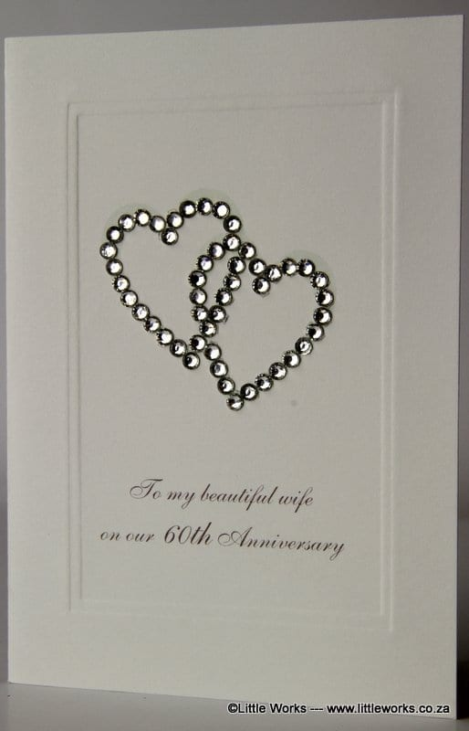 60YAW - 60th Anniversary Wife