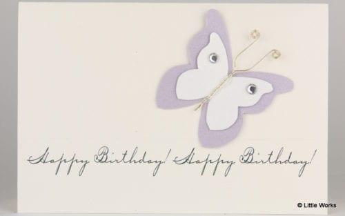 BB - Birthday Butterfly