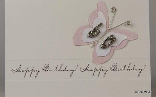 BB60 - 60th Birthday Butterfly