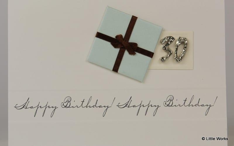 BG30 - 30th Birthday Gift