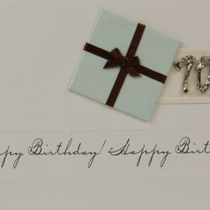 BG70 - 70th Birthday Gift