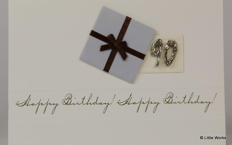 BG90 - 90th Birthday Gift
