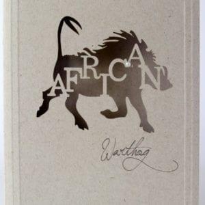 LCAWD - African Warthog - Desert Storm
