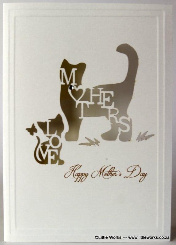 LCMDC - Happy Mother's Day Cat