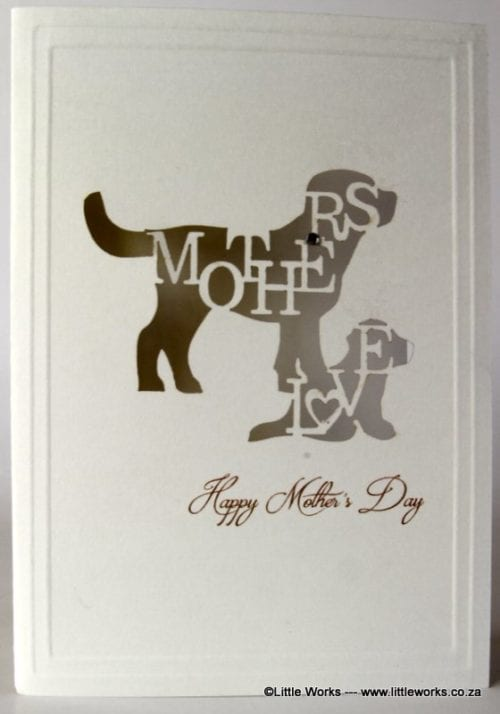 LCMDD - Happy Mother's Day Dog
