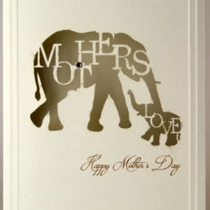 LCMDE - Happy Mother's Day Elephant
