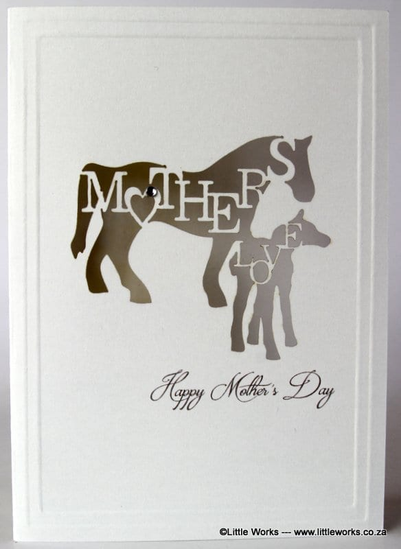 LCMDH - Happy Mother's Day Horse