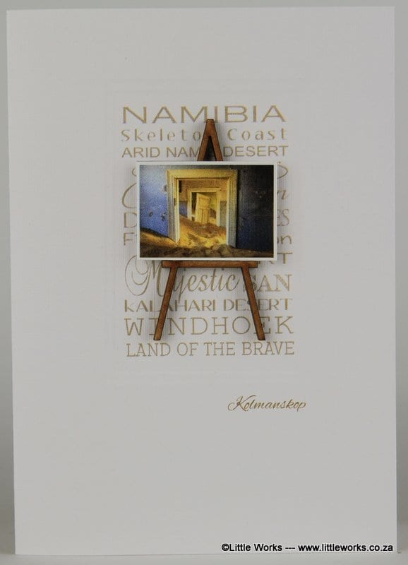MEK - Kolmanskop Doors