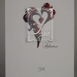 V10 - Valentine Love Heart