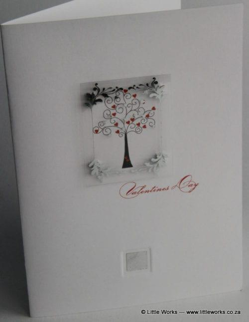 V11 - Valentine Heart Tree