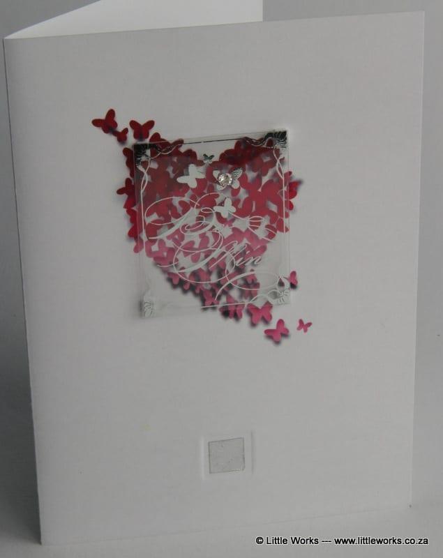 V13 - Butterfly Heart