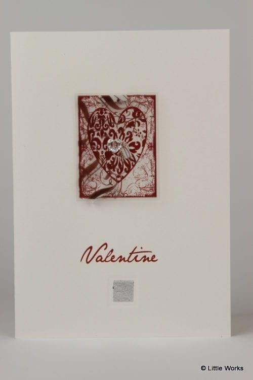 V4 - Ruby Heart