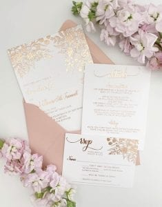 A Wedding Invitation Secret...